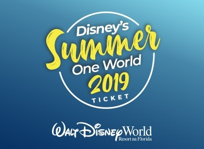Disney´s Summer One World 2019