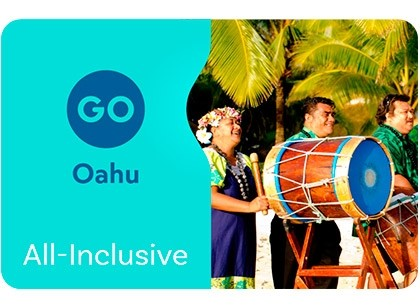 Go Oahu Card - 5 dias